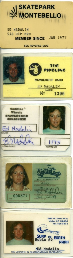 eD_skateboard Park cards