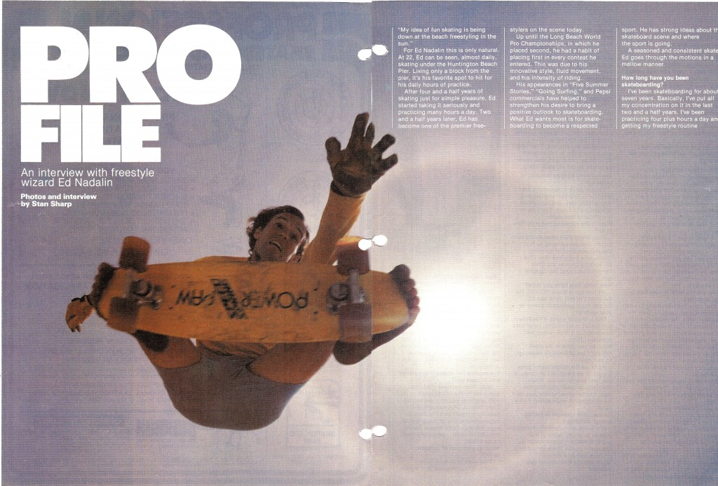 +Skateboard world August 1977 p1-2