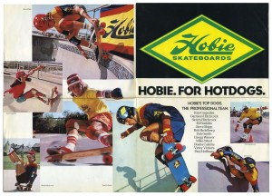 hobie team poster 2B