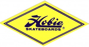 Hobie Skateboards Logo