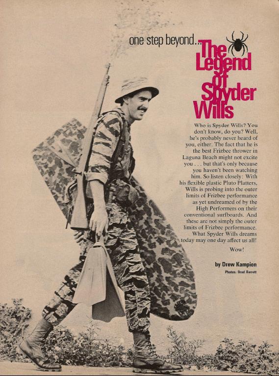 Spyder Wills-Legend