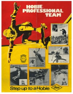 hobie team poster 3B