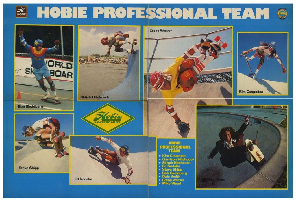 hobie team poster1B